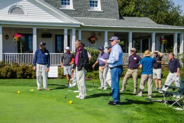 The Fairfield Rotary Club Golf Tournament raised thousands to help others in the community.