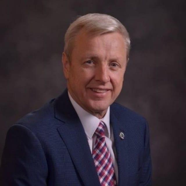 Darien Schools Superintendent Dr. Alan Addley