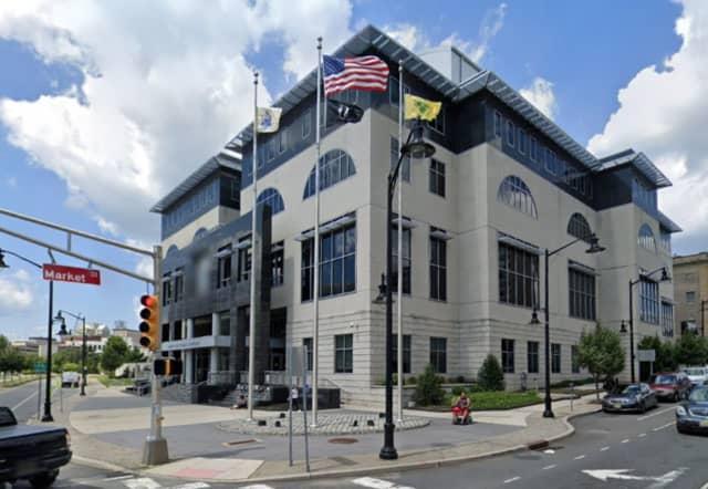 Mercer County Criminal Courthouse, Trenton