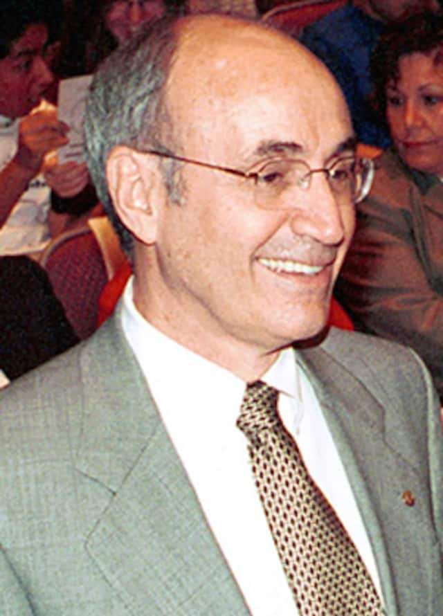 Gary Gladstein, a 1966 graduate of the University of Connecticut and a Greenwich resident.