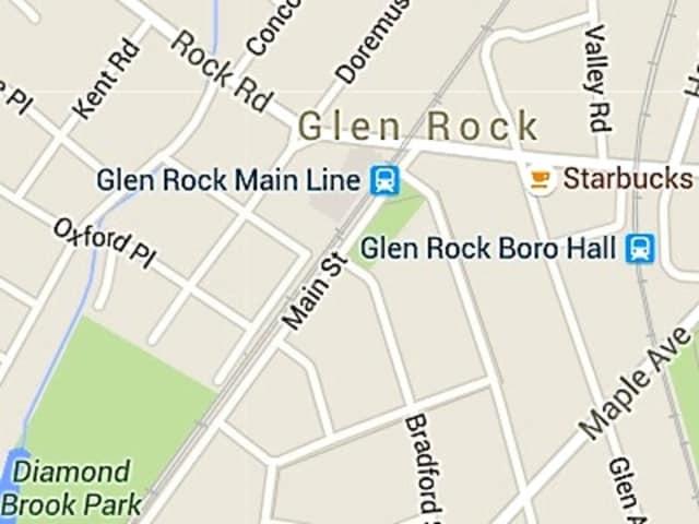 Crash site: Rock Road, Main Street