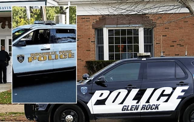 Rochelle Park police were investigating,