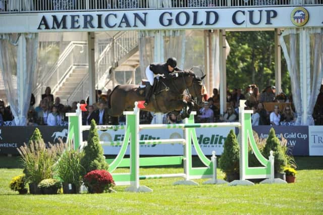 Old Salem Farm in North Salem will host the American Gold Cup from Sept. 9-13.