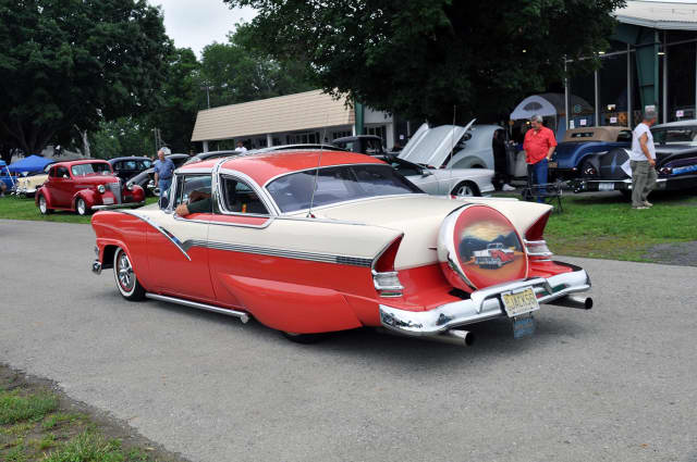 The Goodguys East Coast Nationals Car Show returns to Dutchess County June 10 -12.