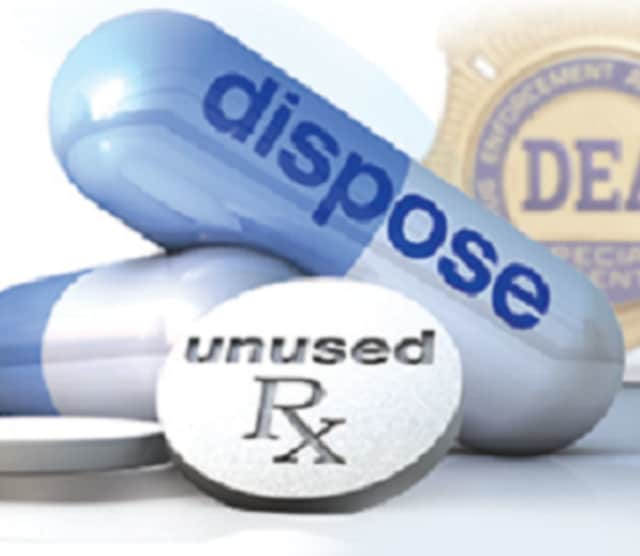 Residents can dispose of drugs that are outdated or they don't plan to use.