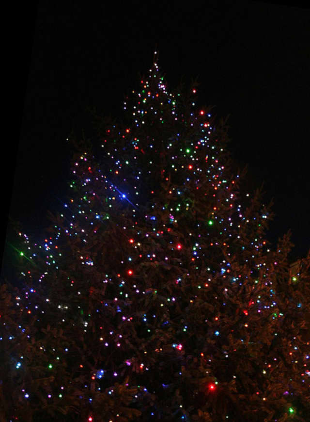 The Sloatsburg Annual Tree Lighting takes place at 4 p.m. on Sunday.