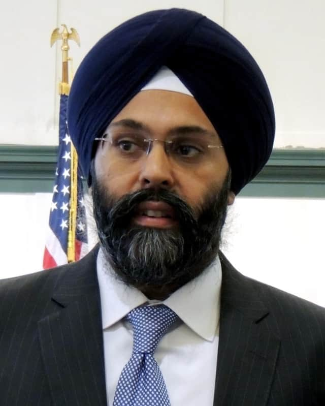 Acting Bergen County Prosecutor Gurbir S. Grewal