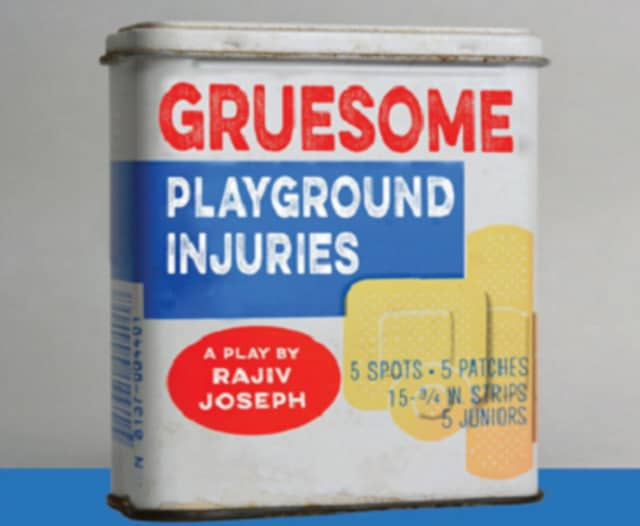 """Arc Stages is presenting """"Gruesome Playground Injuries"""" in February."""