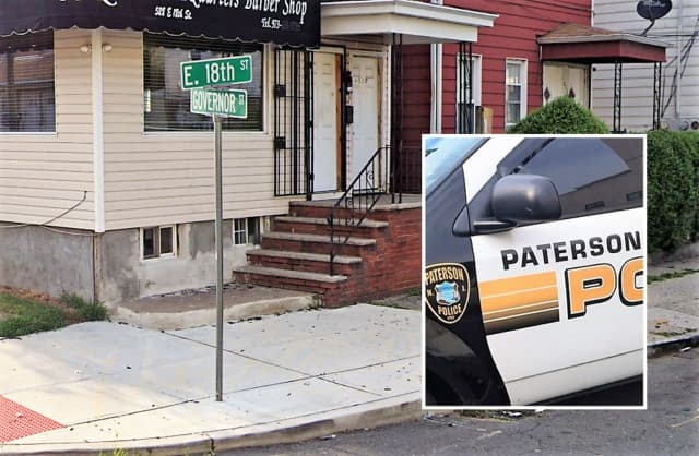 One teen was shot in the back, the other in the leg in Paterson.