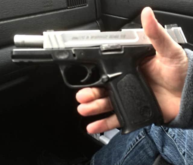 .40-caliber S&W