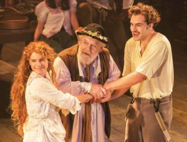 """The Red Hook Public Library offers a Shakespeare discussion May 13 on """"The Winter's Tale."""""""