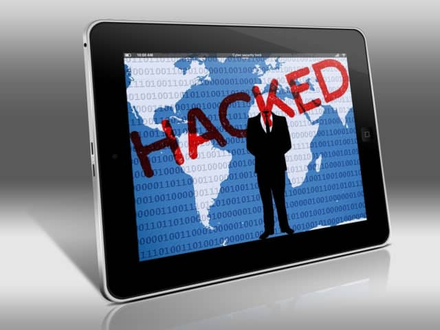 A Congers business has been unable to do business for three days after being hacked.