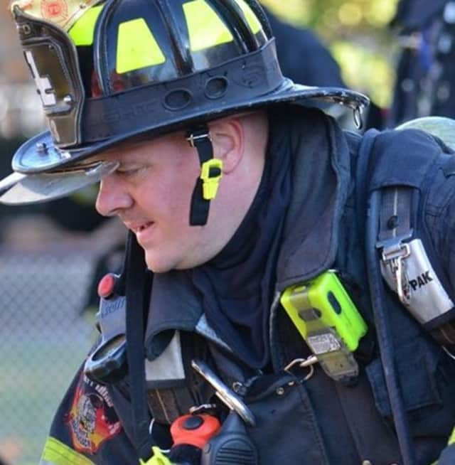 Hackensack firefighter