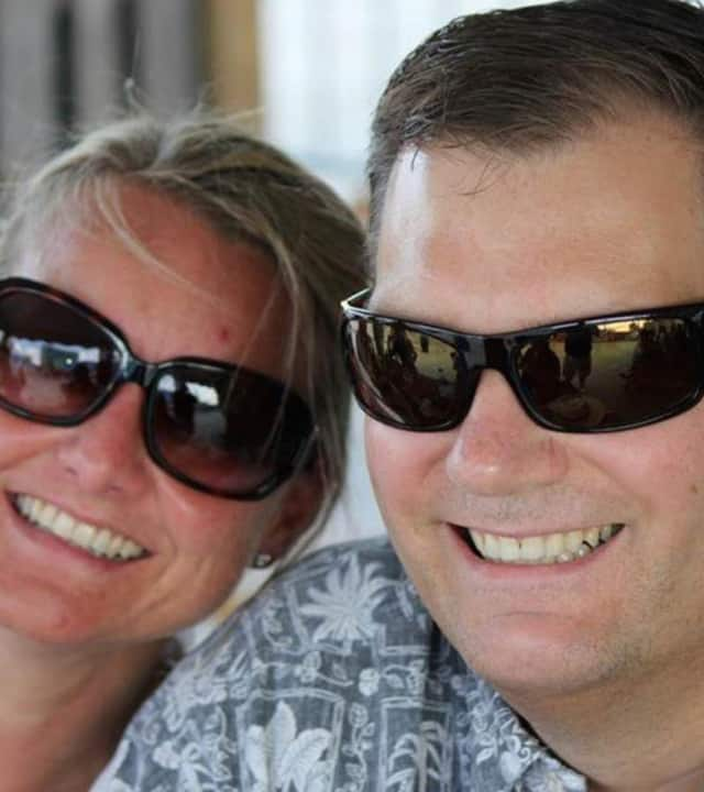 Major League Baseball executive Susanne Hilgefort and her husband Michael Mydlarz died in a plane crash over the weekend. They own property in Greenwich and Stamford.