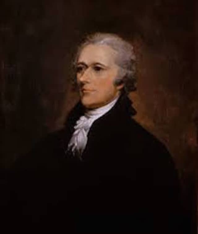 Explore the life of Alexander Hamilton at the Darien Historical Society