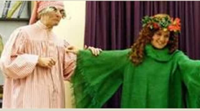 """The Hampstead Stage Company will perform """"A Christmas Carol"""" Nov. 30 at the Bendheim Western Greenwich Civic Center."""