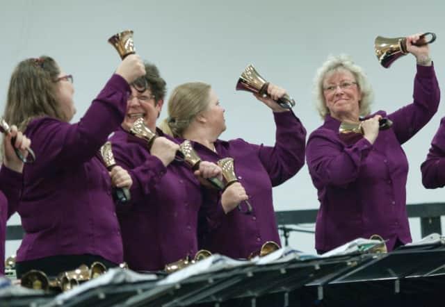The Jersey Jubilation Handbell Choir will spread holiday joy at its 13th annual Christmas concert on Friday, Dec. 16, at Ridgewood United Methodist Church.