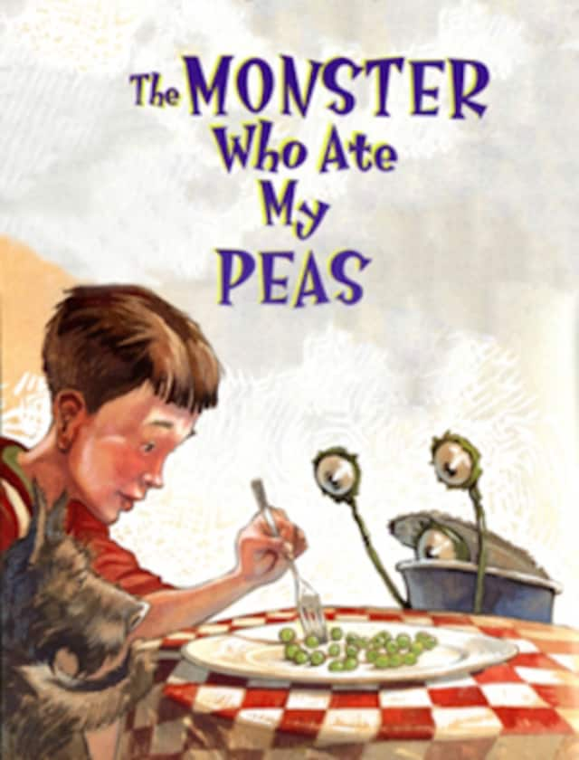 "Kaplan JCC on the Palisades will present ""The Funny Monster Who Ate My Peas"" Feb. 28."