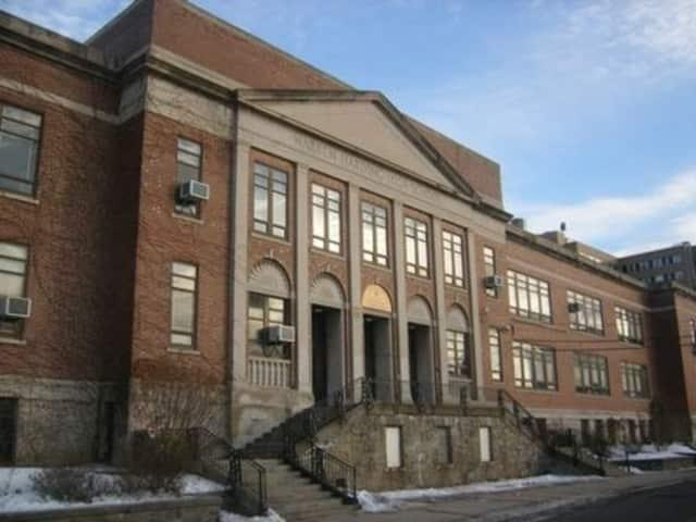 Harding High School in Bridgeport will re-open on Wednesday.