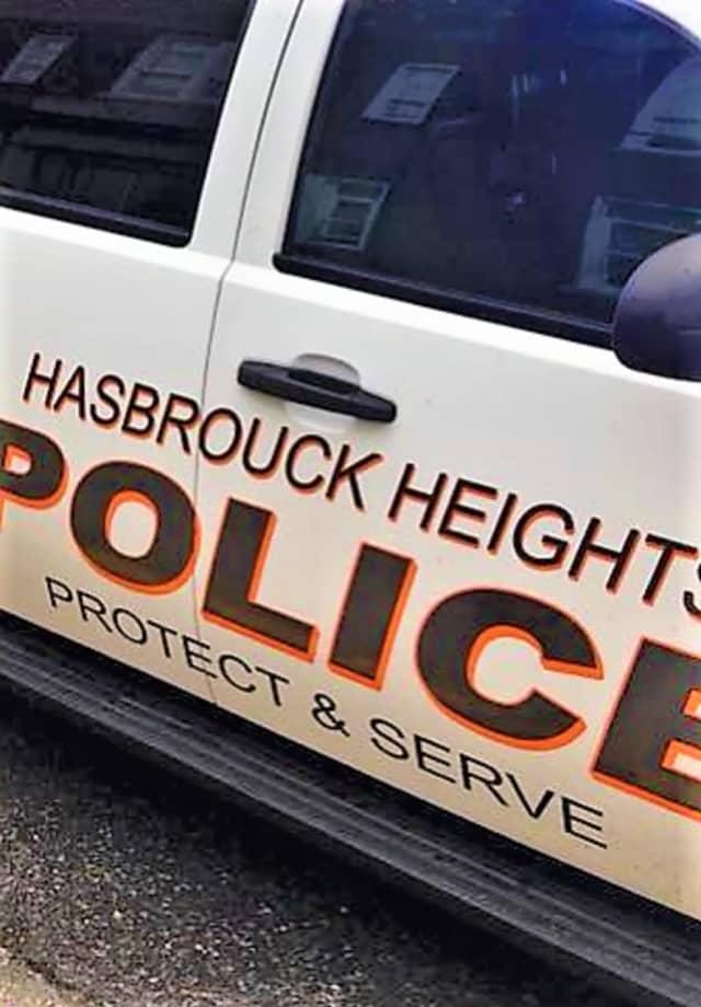 Within an hour, Hasbrouck Heights police had detained two suspects.