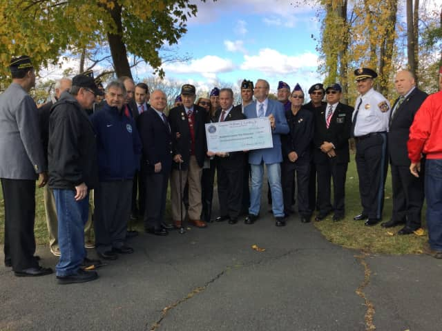 A Rockland County War Memorial will be built in Haverstraw Bay Park to honor veterans who have served since Operation Desert Storm in 1990.