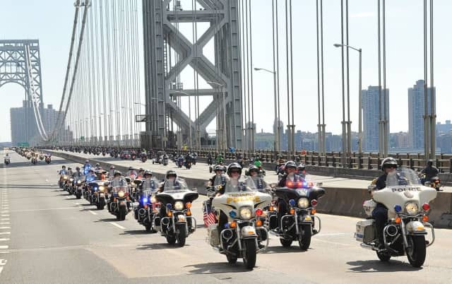 The Andiamo motorcycle charity run returns again this September.