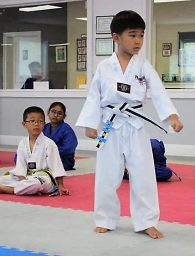 Tiger Kim's Taekwondo Center will do a demo at Haworth Day Sept. 10.