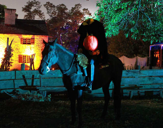 The legend of the Headless Horseman is one of the attractions of Tarrytown and Sleepy Hollow, according to a recent report in The New York Times.
