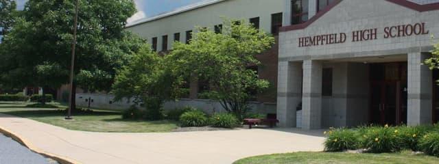Hempfield High School.