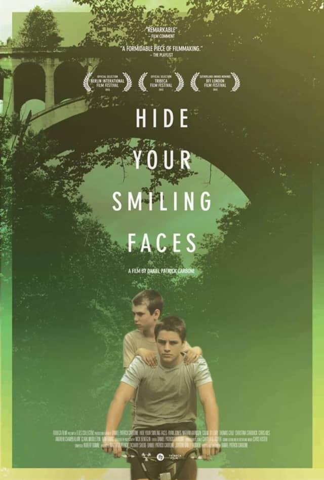 "Concordia College is screening ""Hide Your Smiling Faces"" as part of its Sluberski Film Series Nov. 13."