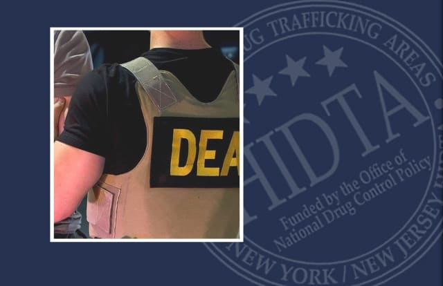 DEA/High Intensity Drug Trafficking Areas