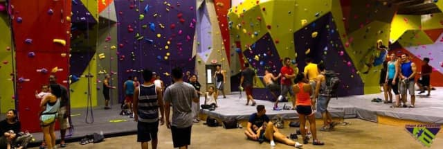 A climbing center in Northvale offers activities for all ages.