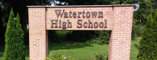 Watertown High School.