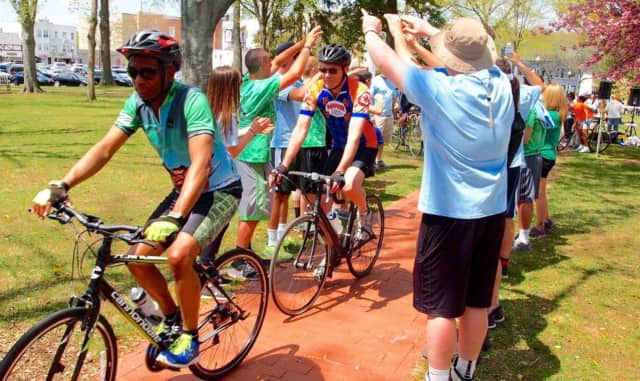 Family Promise of Bergen County is hosting its annual Hike or Bike event in Ridgewood on May 1.