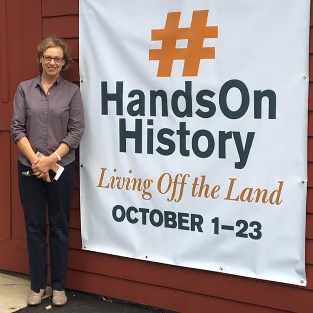 Hildegard Grob is the Executive Director of the Keeler Tavern Museum in Ridgefield, whose history in town dates back to the early 1700s.