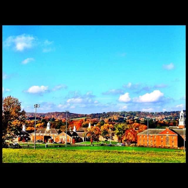 Fairfield Hills is a popular spot for Newtown residents.