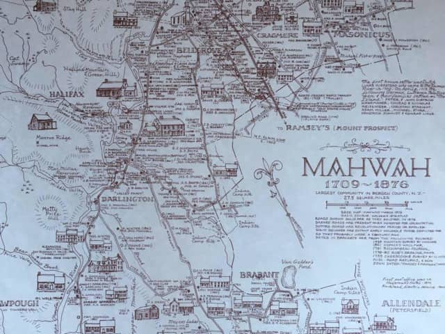 The Mahwah Historic Preservation Commission will be developing a brochure of local historic sites, thanks to a recent grant.