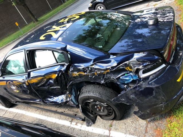 Anyone with information pertaining to this hit-and-run is asked to contact New York State Police in East Fishkill.