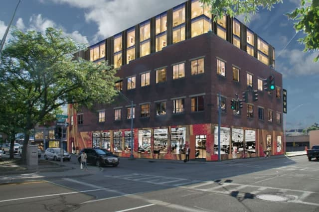 The Hive will bring shopping, restaurant and living space to the downtown Poughkeepsie area.