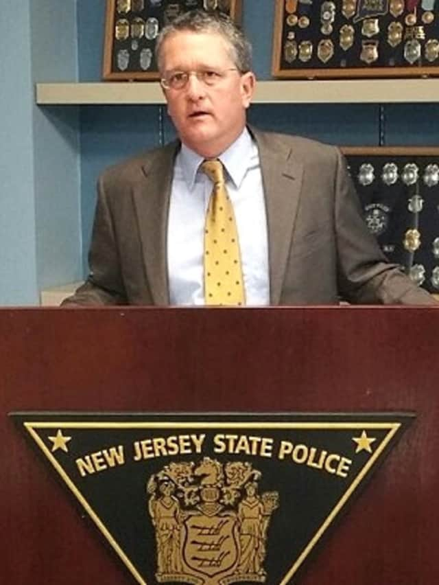 Acting NJ Attorney General John J. Hoffman