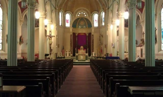 Most Holy Trinity R.C. Church in Yonkers, shut last year by the archdiocese, has been adopted by a Indian Christian congregation as its new home. An inaugural celebration is set for Saturday, May 7.