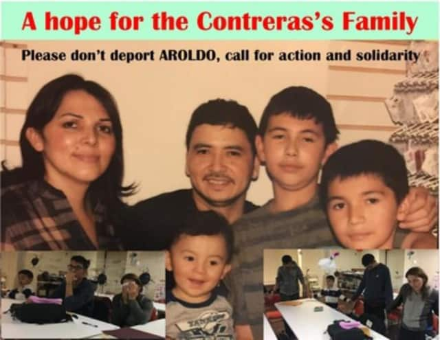 Aroldo Soto-Contreras is facing deportation from Port Chester.