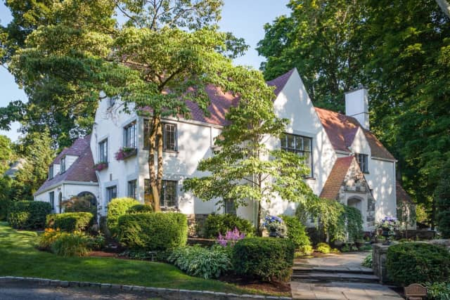 A Bronxville home formerly owned by Sinclair Lewis is up for sale.