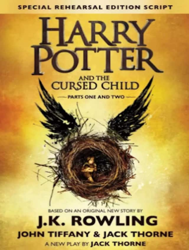 "The book ""Harry Potter and the Cursed Child"" is the latest edition to the Harry Potter universe."