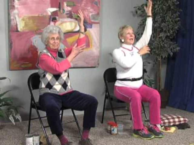 Senior exercise classes are just one of the many events planned for the 23rd annual National Senior Health & Fitness Day.