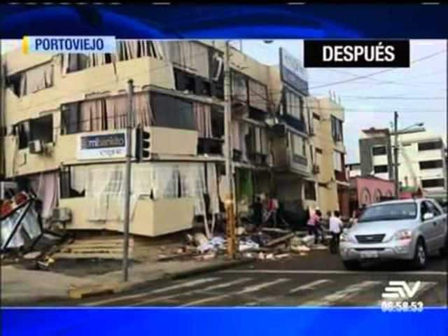 More than 30 Westport high school students, who were working in Ecuador, are safe following an earthquake.