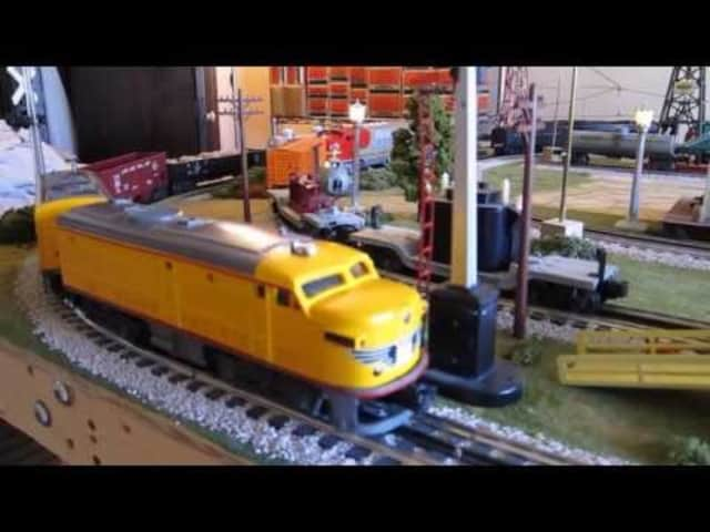 The Mahwah Public Library is holding a Lionel Train exhibition thru Nov. 14.