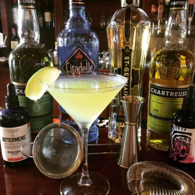 Hub & Spoke is a local favorite for drinks in Bridgeport.