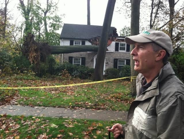 Bergen property owners have a new disaster relief center.