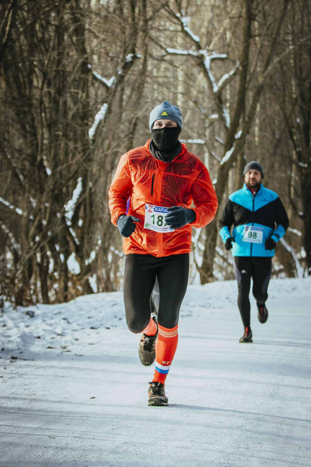Running in the winter can help you stay in shape year round, but isn't without its dangers.